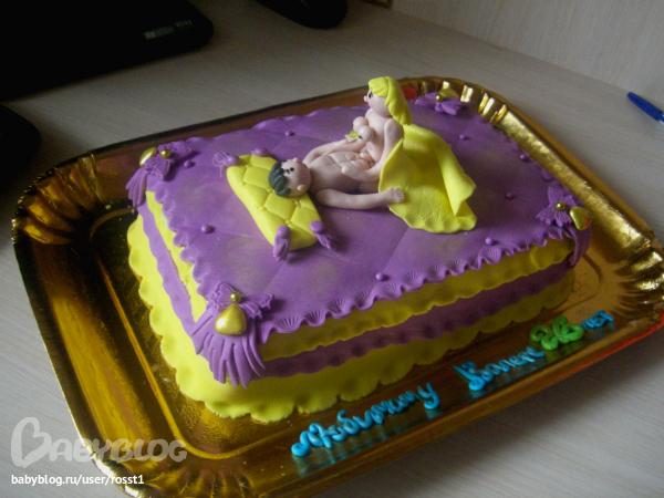 Торт секси