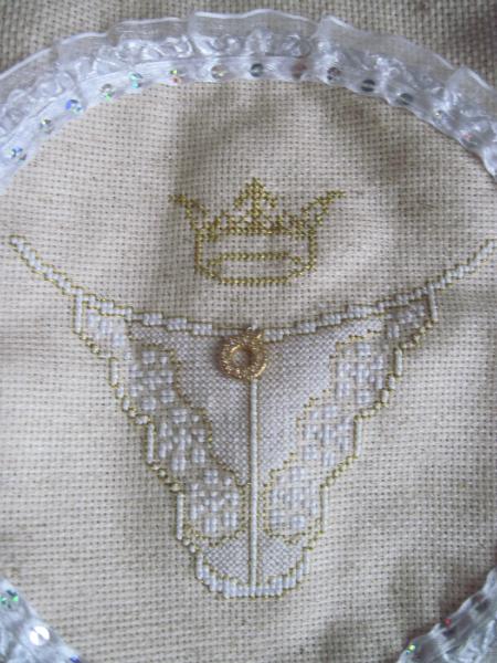 Мои вышитые работы  вышивка крестом