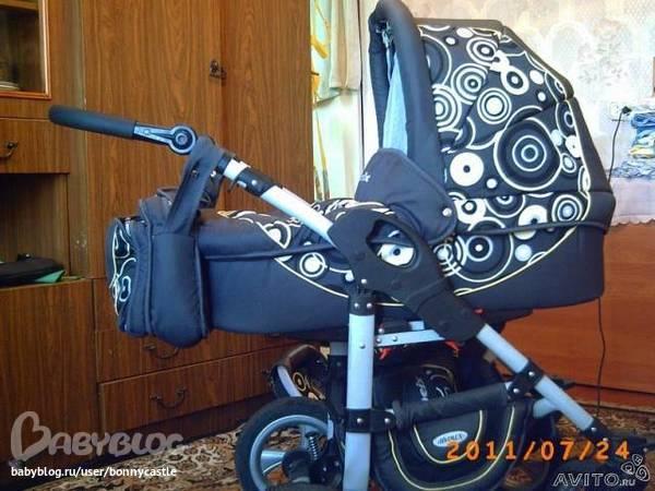 коляски etno фото