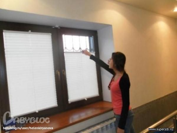 Чем закрыть окна от солнца своими руками фото