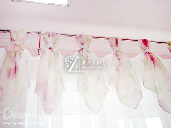 Как сшить шторы с петлями своими руками образцы фото штор