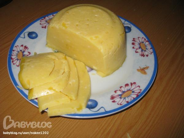 Как приготовить твердый сыр в домашних условиях