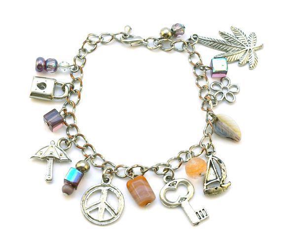 Модные браслеты для девочек
