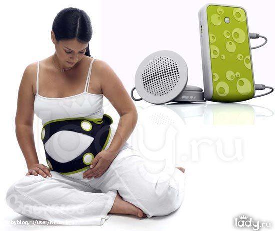 Можно ли слушать музыку при беременности в наушниках