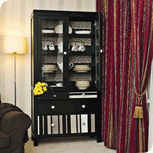 Декор старого шкафа своими руками