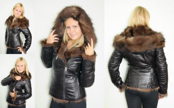 58de2079b02 Кожаные куртки и пуховики. Новая коллекция! Налетай! - запись ...